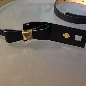 kate spade Accessories - New Kate spade belt with box and tags